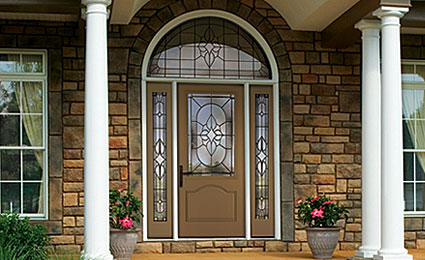 MD Replacement Exterior Entry Doors Maryland | Fiberglass Front ...