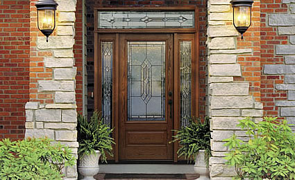 MD Replacement Exterior Entry Doors Maryland Fiberglass Front